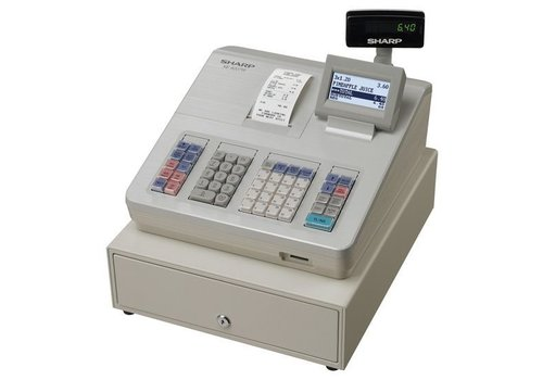 Sharp Cash desk Sharp XE-A207W - Thermal Printer 2000 Products