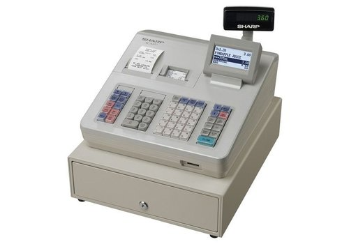 Sharp Sharp cash register XE-A307 Thermal checkout | 10,000 Products