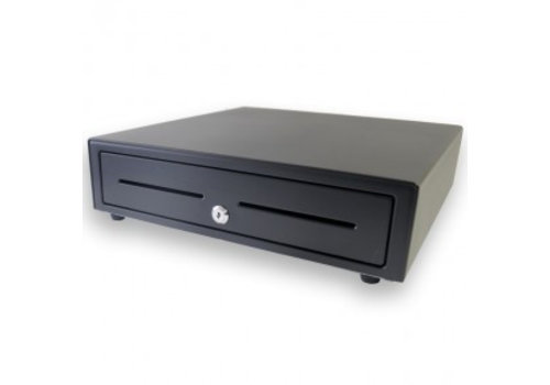 HorecaTraders Firm Professional Manual Cash Drawer with Front Touch