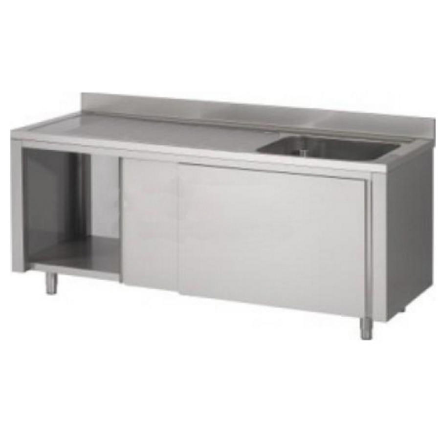 Catraders Stainless Steel Sink With