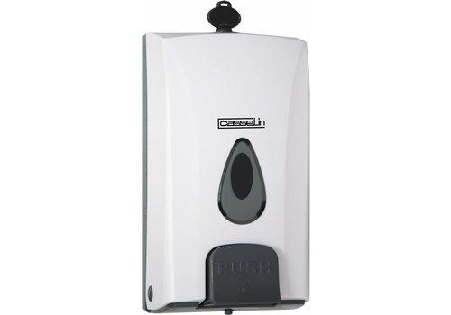 Casselin Kunststof Toilet Zeepdispenser | 1 liter