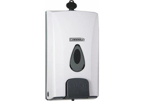 Casselin Seifenspender Toiletten 1-Liter-Plastik