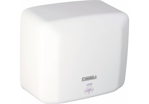 Casselin Electric Hand Dryer White
