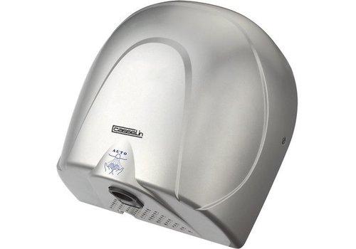 Casselin Handtrockner Elektro-Grau | kleines Modell