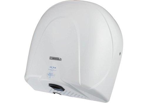 Casselin Handtrockner Elektro-Weiß | kleines Modell
