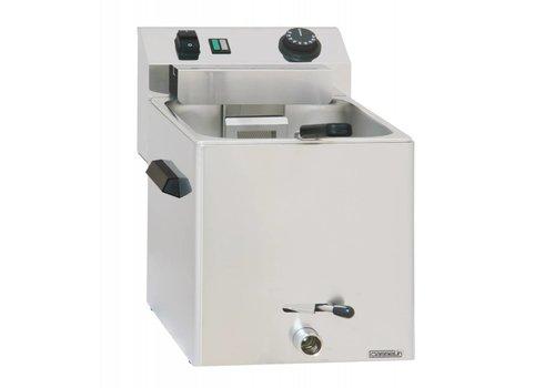 Casselin Elektrische pastakoker met aftapkraan | 1 mand