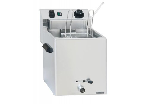 Casselin Elektrische pastakoker met aftapkraan | 3 manden
