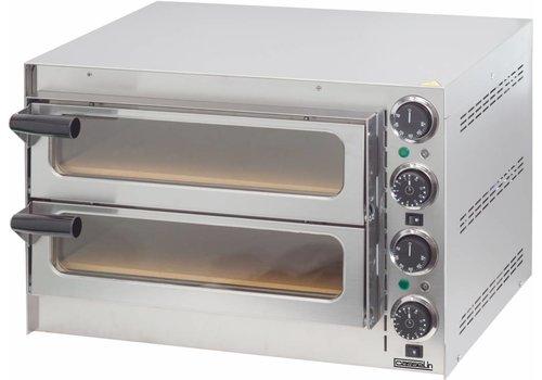 Casselin SS Pizza Oven 2 bedrooms | Ø35cm