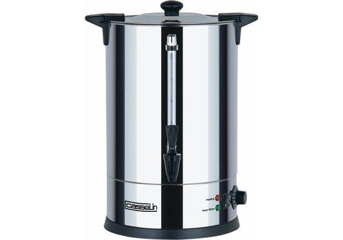 Casselin Stainless steel hot water dispenser 10 liters
