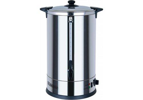 Casselin Hot drinks dispenser 25 liters stainless steel