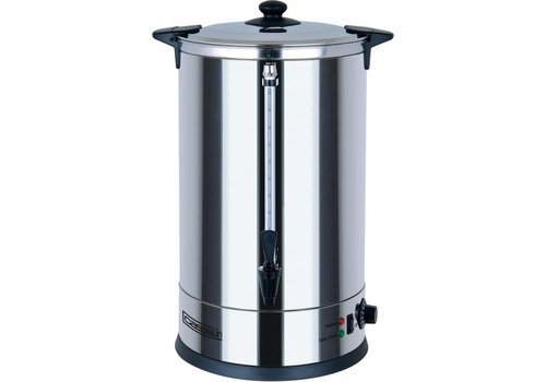 Casselin Warme dranken dispenser 25 liter RVS