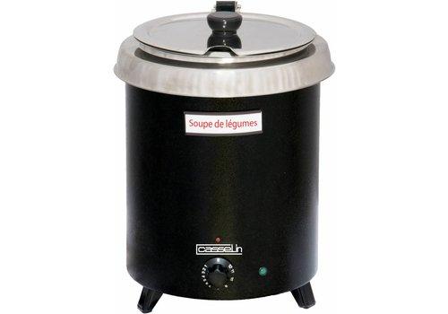 Casselin Soup kettle for buffet | 8.5L