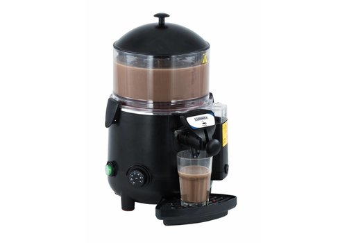 Casselin Chocolate dispenser | 5L black