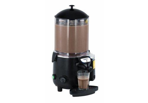 Casselin Chocolade dispenser | 10L zwart