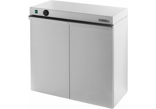 Casselin Stainless Steel Plate warmer cabinet | 120 Signs