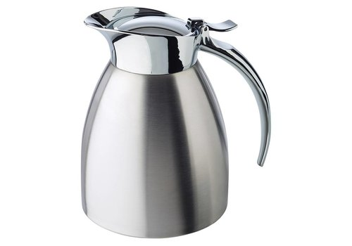 APS Edelstahl Kaffee / Tee Thermoskanne 4 Formate