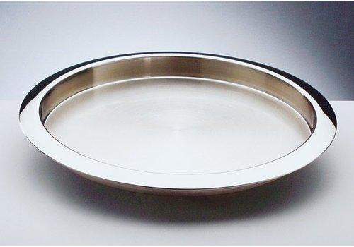 APS Serveerschaal Stainless Steel | Ø 35 cm