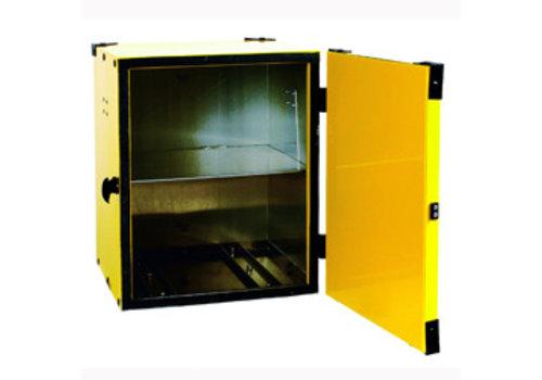 Diamond Pizzabox Vervoerdoos | Aluminium