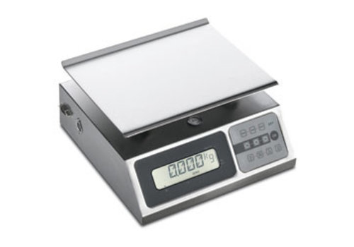 Diamond Scales in stainless steel 10 kg