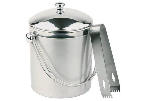 APS Eiskübel mit Zange | 1 Liter
