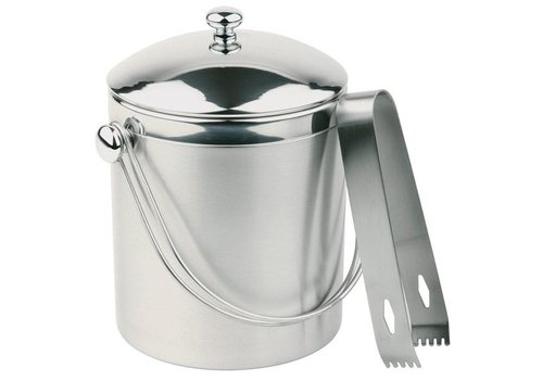 APS Ice Bucket with tongs | 1 Litre