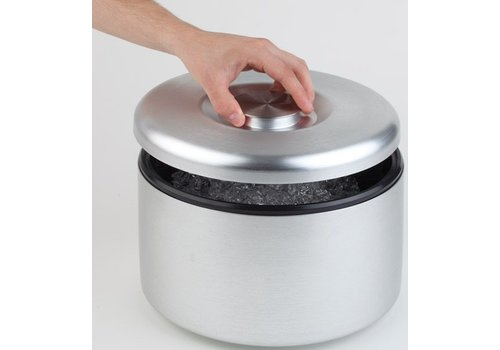 APS ice bucket | aluminum | 5 liter