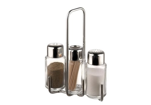 APS Luxus Salz und Pfeffer Menage