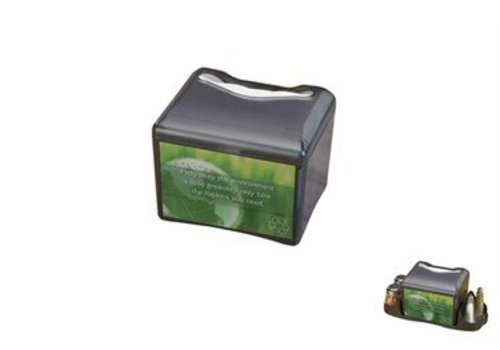 HorecaTraders Napkins Napkins Holder 200 | 16,5x15,5x (h) 17,5cm