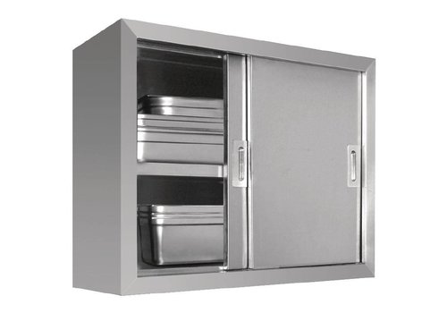 Vogue Stainless steel cupboard wall model 60x90cm
