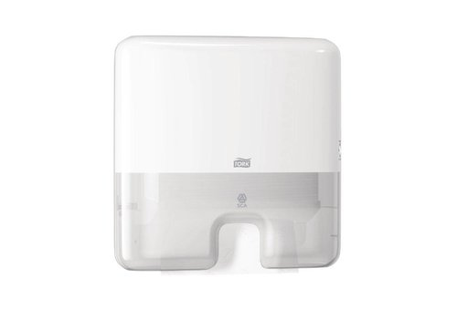 Xpress Compacte Handdoekroldispenser | Wit