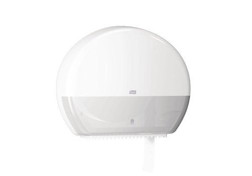 HorecaTraders Tork Jumbo Toiletroldispenser | Wit