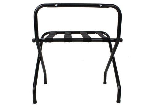 Bolero Zwarte kofferstandaard