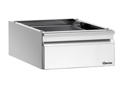 Bartscher Schublade | 1 x GN1 / 1 | | 600 serie
