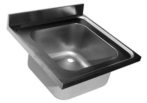 HorecaTraders Tischplatte aus Edelstahl Spule Professional | 4 Größen