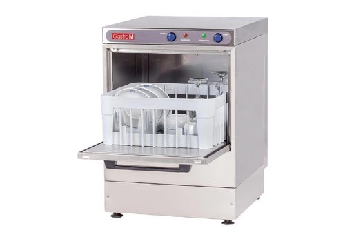 Gastro-M Barmodel glazenspoelmachine | 2 korven