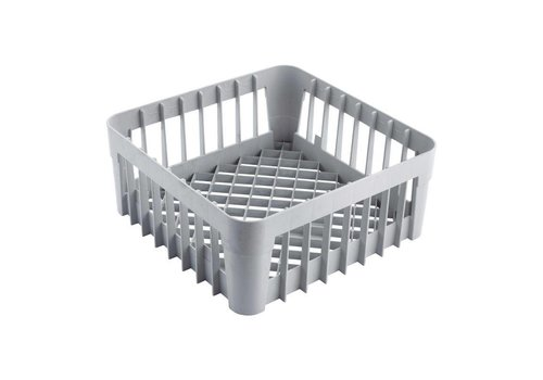 HorecaTraders Dishwasher basket 40 x 40 cm