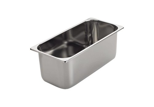 Gastro-M ijs-uitschepbak | 36 x 16,5 x 15 cm