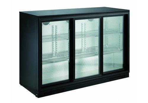 Combisteel Bar Cooler 3 sliding doors 90x135x50 cm