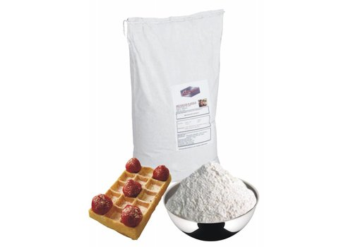 HorecaTraders Deegmix Brusselse Wafels | 10 kg