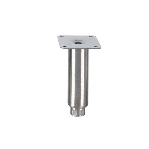 Stainless steel adjustable feet