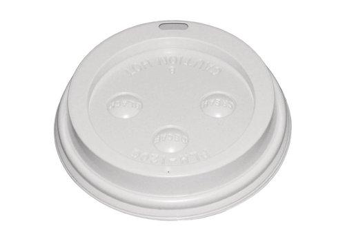 HorecaTraders Coffee 23 cl Abdeckung (50 Stück)