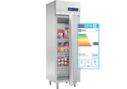Diamond Freezer stainless steel 405 liters - TOP 50 BESTSELLERS