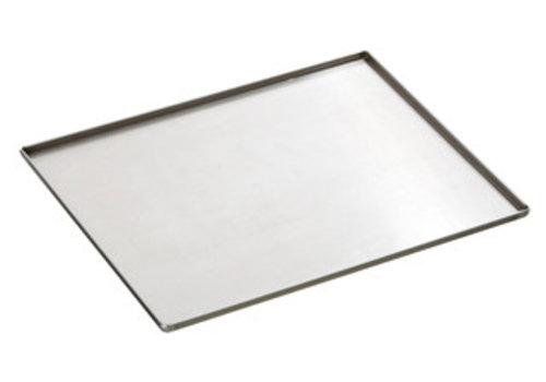 Bartscher RVS Bakplaat | 43,3 x 33,3 cm