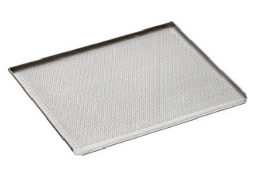 Bartscher Geperforeerd Bakblik | Aluminium | 43(b) x 33(d) cm