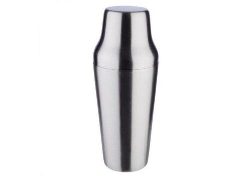 HorecaTraders Pariser Cocktail-Shaker | verfilzt