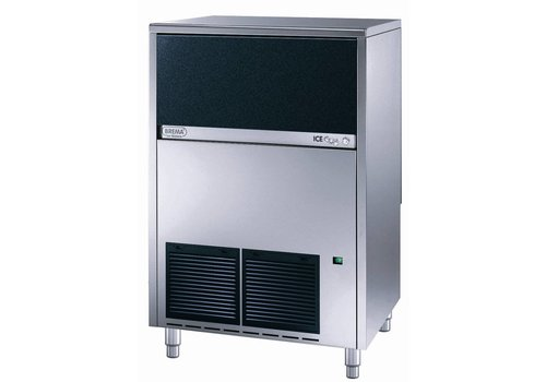 Brema RVS IJsblokjesmachine CB955-CH | 90/24kg | Luchtgekoeld