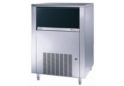 Brema RVS IJsblokjesmachine CB1565-HC | 150kg/24uur | Luchtgekoeld