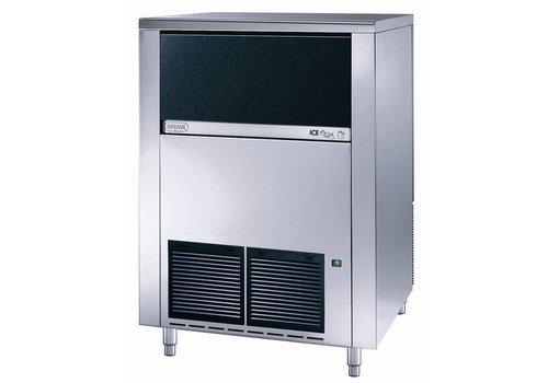 Brema Luchtgekoelde Ijsblokesmachine CB 1265 HC   130 kg