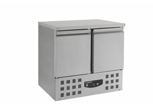 Combisteel Cooling Stove Stainless Steel 2 Doors   90 x 70 x 87 cm