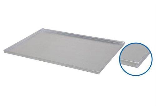 HorecaTraders Aluminiumbackbleche 80x60 cm | 4 Größen